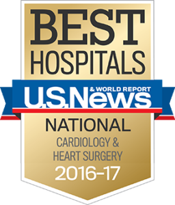 best hospitals us news and world report